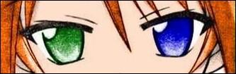 Prince(sse) déchu(e). À quel personnage de manga ces yeux appartiennent-ils ?