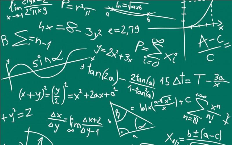 Commençons par un peu de calcul mental. Si A=2 et que B=10A, que vaut 10A + B - 3 ?