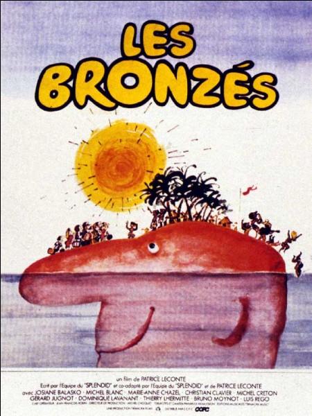 """Combien existe-t-il de saisons du film """"Les Bronzés"""" ?"""