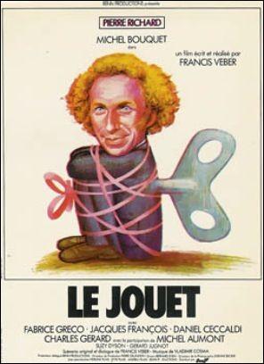 """Quel rôle joue Pierre Richard dans """"Le Jouet"""" ?"""