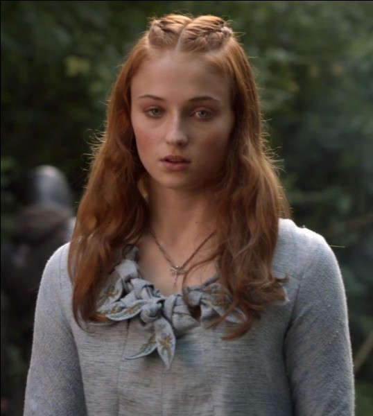 Quel surnom récurrent Cersei donne-t-elle à Sansa ? (en VF)
