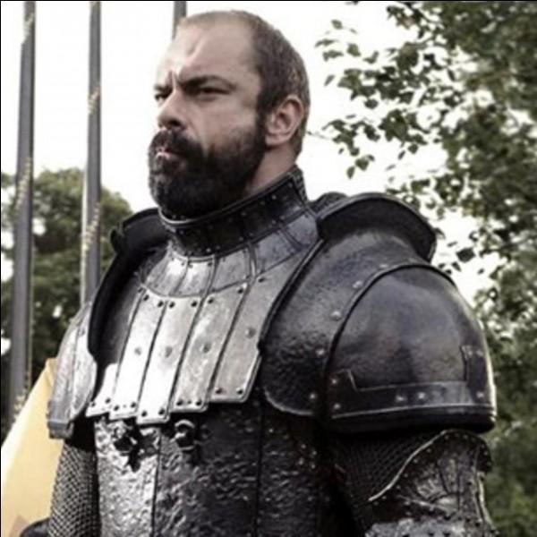 À quel Ser Lord Eddard Stark, la main du roi, donne-t-il pour mission de tuer Ser Gregor Clegane ?