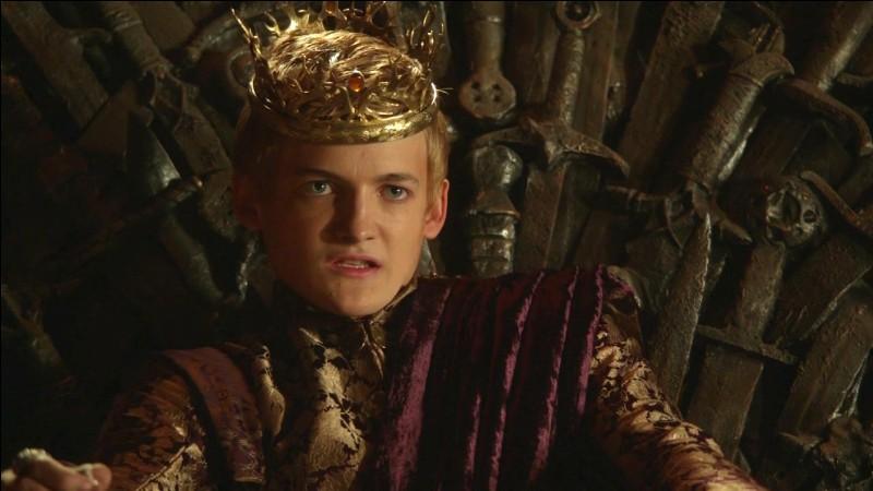 """Qui dit à Joffrey : """"Tout ceux qui ne sont pas nous sont nos ennemis"""" ?"""