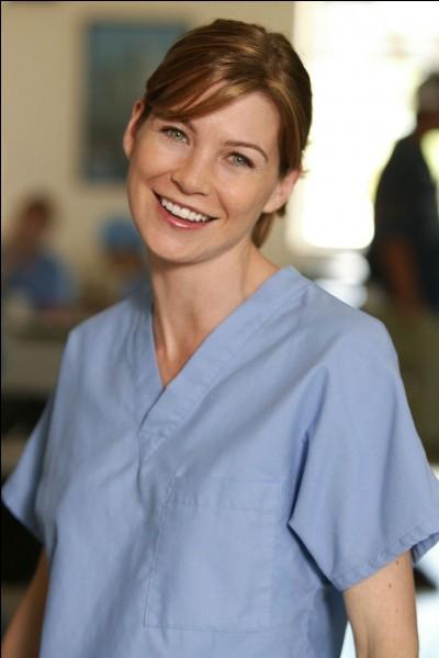 Comment se nomme l'homme avec qui Meredith sort pendant 1 jour après que Derek l'ait larguée ?