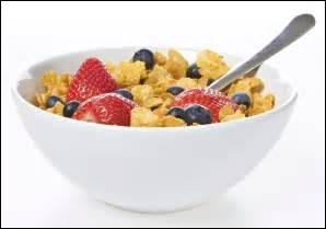 CÉRÉALES - Les céréales contiennent beaucoup de vitamines et de minéraux.