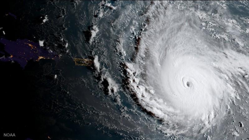 Quel récent ouragan a dévasté Saint-Martin (2017) ?