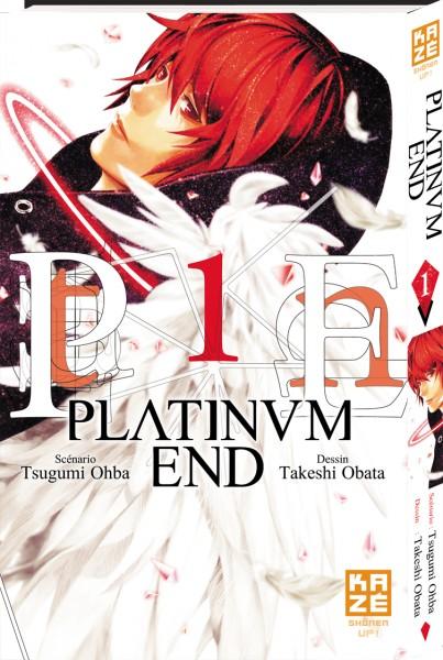 Platinum End ~ tomes 1 et 2