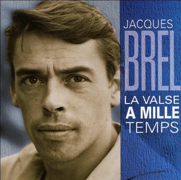 """Il est un fan convaincu de la langue de Molière en général, et de Godard en particulier, il n'hésite pas à reprendre """"La Valse à Mille Temps"""", de Jacques Brel !"""