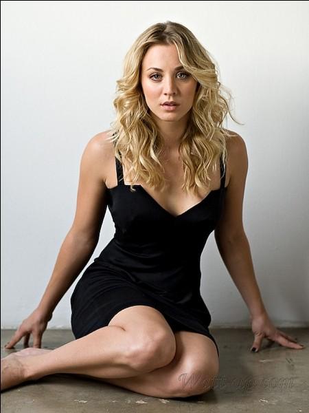 Quelle actrice joue le rôle de Penny dans la série ?