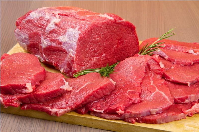 Aimes-tu la viande ?