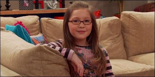 Comment se prénomme la petite sœur d'Henry ?