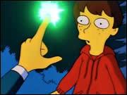 À qui appartient ce doigt qui s'illumine façon E.T. ?