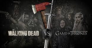 Personnages de 'Game of Thrones' ou de 'The Walking Dead' ?