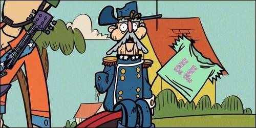 Qui a récupéré Capitaine Cracker, la marionnette la Luan ?