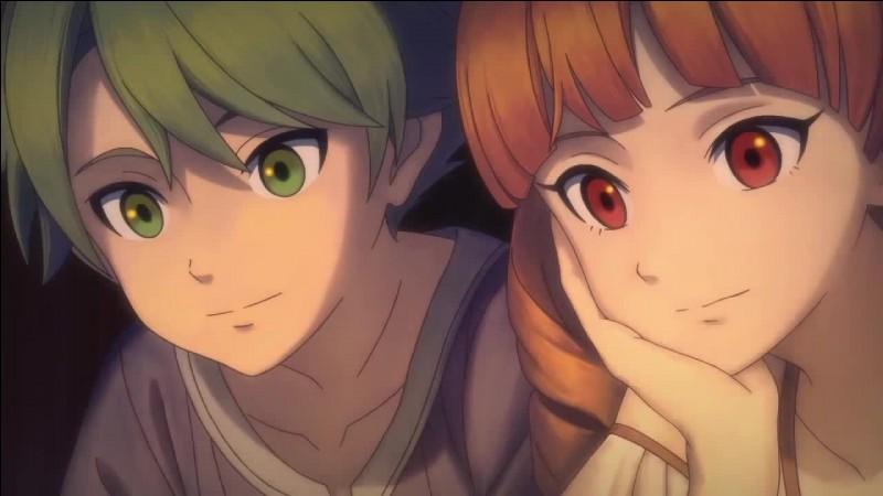 Comment s'appellent les deux personnages que l'on incarne tout le long de l'aventure ?