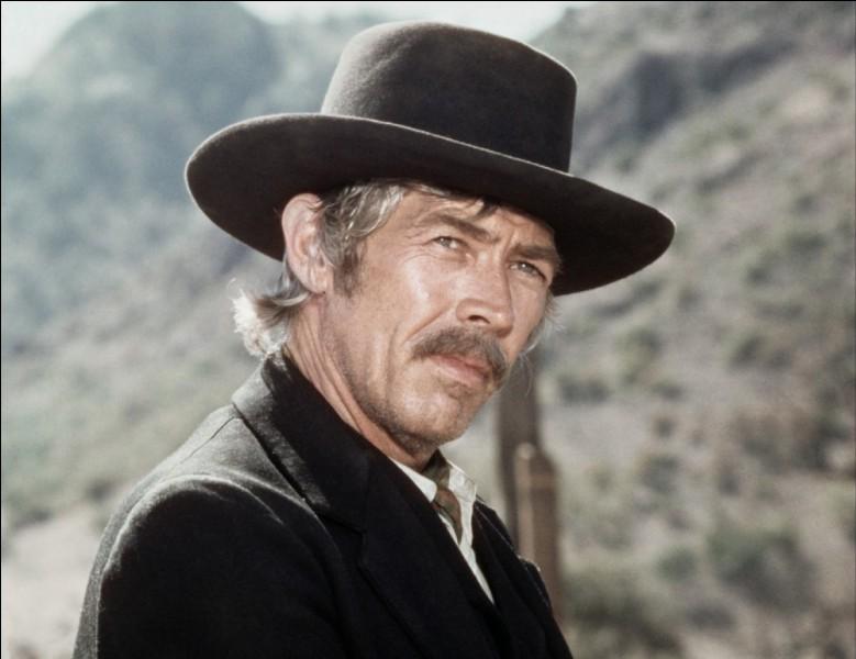 """Dans le film """"Les Sept Mercenaires"""", de 1960, on peut voir James Coburn !"""