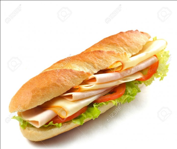 Le sandwich a été inventé par un français !