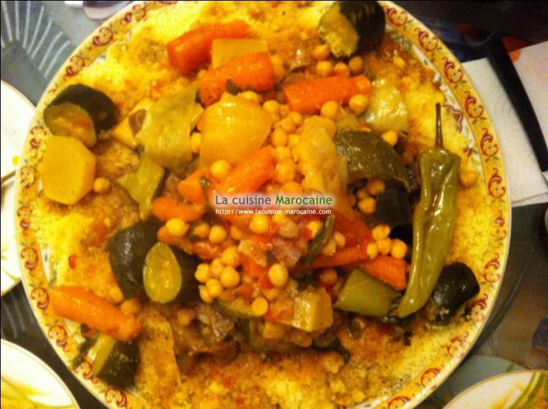 Le couscous n'est pas seulement une spécialité gastronomique, c'est aussi un animal !