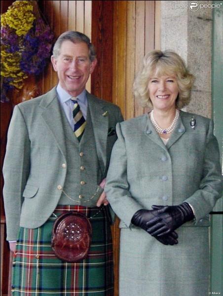 Le Prince Charles est Duc de Normandie !