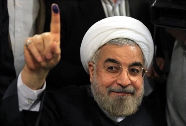 Qui est l'actuel président de la République islamique d'Iran?