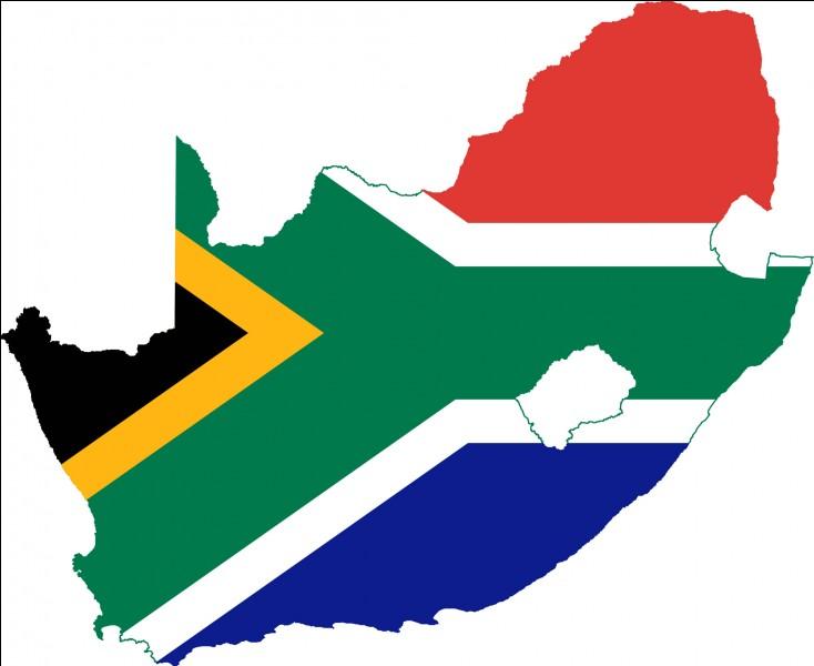 Qui fut le premier président de l'Afrique du sud post-apartheid ?