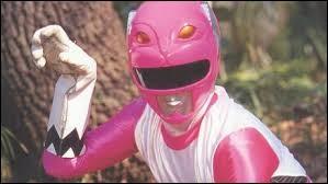 Ce super-héros rose est un...