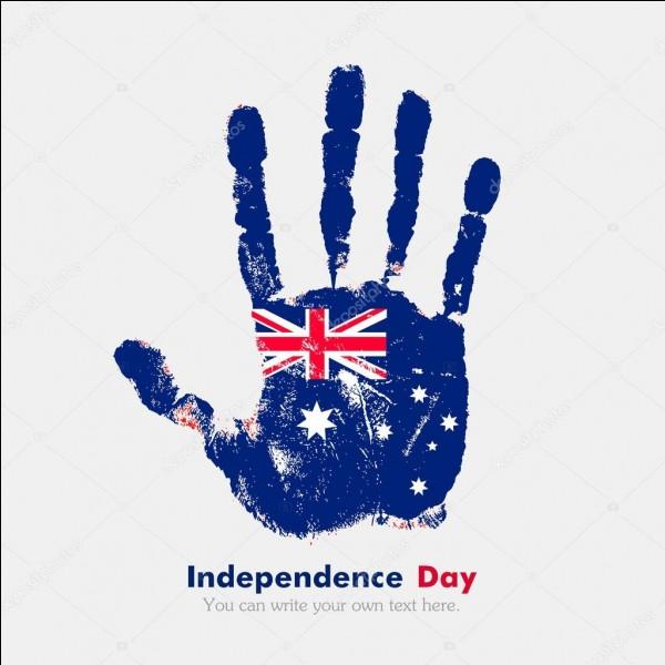 Quelle est la date de l'indépendance de l'Australie ?