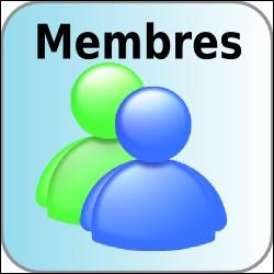Quel est à ce jour le nombre de membres inscrits ?