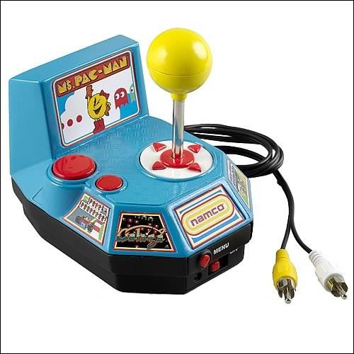 Combien y a-t-il de jeux d'arcade sur le forum ?