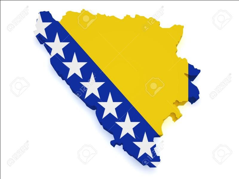 De quel pays la Bosnie-Herzégovine a-t-elle eu son indépendance ?