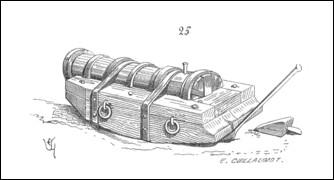 Quelle est la première lettre du nom de cette arme ?