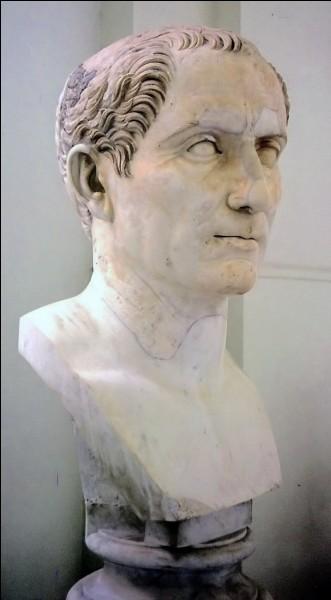 Jules César a-t-il été impérator ?