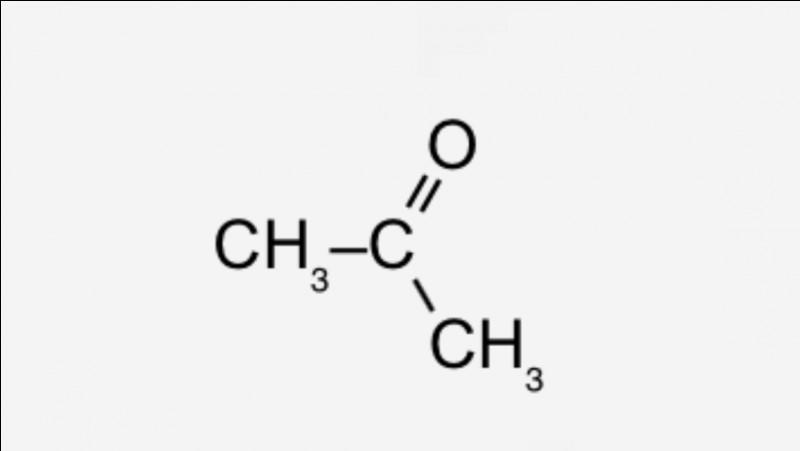 Nommez cette molécule.
