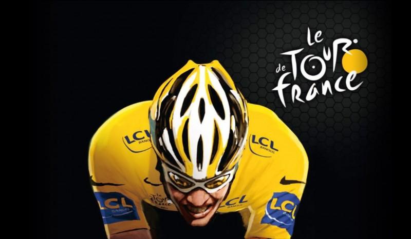 Qui est maillot jaune à l'issue de l'étape de Peyragudes ?