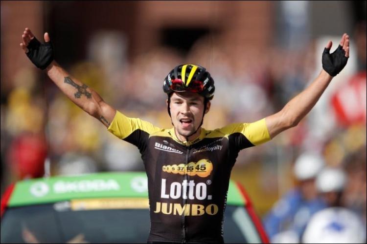 En remportant l'étape du Galibier (17) Primoz Roglic a gagné la première victoire de quel pays sur le tour de France ?