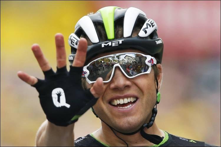 Comment Edvald Boasson Hagen a-t-il gagné l'étape 19 ?