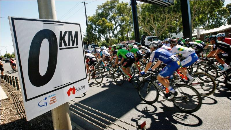 De quelle ville s'est élancé ce 104ème Tour de France ?