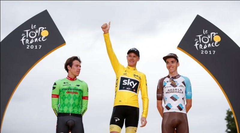 Quelle information est fausse sur le podium final de ce Tour de France ?
