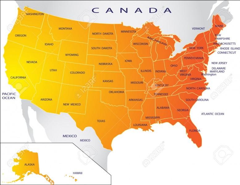 Quel est l'État le plus peuplé des États-Unis ?