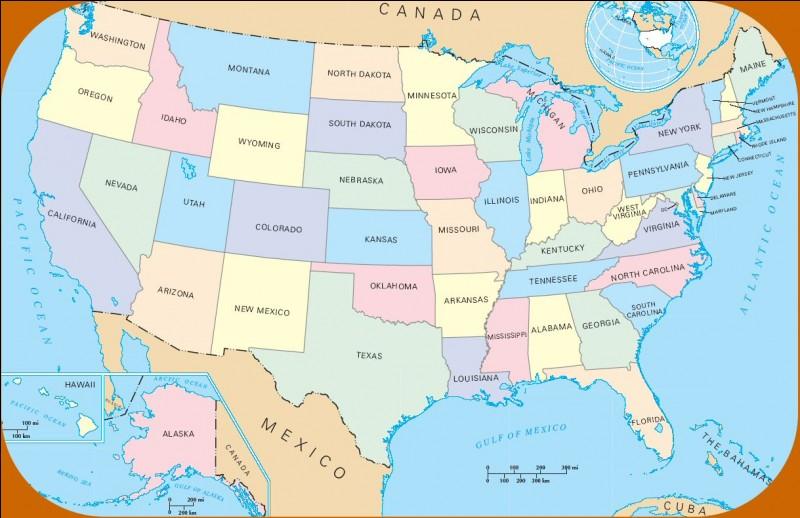 De quel pays les États-Unis ont-il obtenu leur indépendance ?