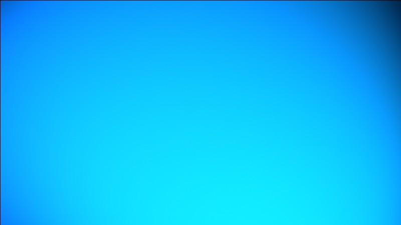 """Passons à une question de langue. Quelle couleur ne signifie pas """"bleu"""" en italien ?"""