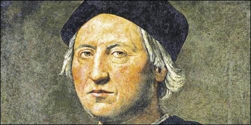 Quel était le pays d'origine de Christophe Colomb ?