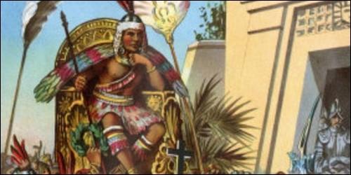 """Chez les Incas, de qui l'Empereur était-il le """"fils"""" ?"""