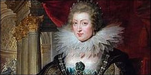 De quel roi Anne d'Autriche était-elle l'épouse ?