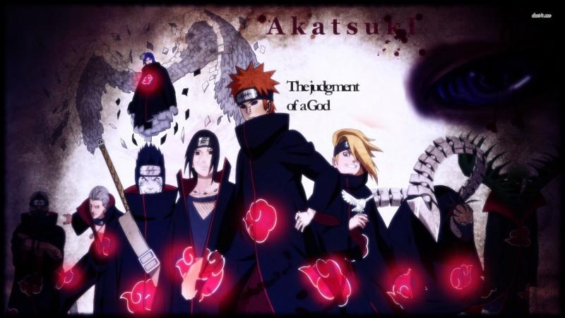 Quels sont les premiers membres à apparaître dans l'anime ?