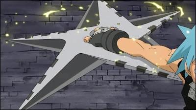 Qui est en réalité ce shuriken ?