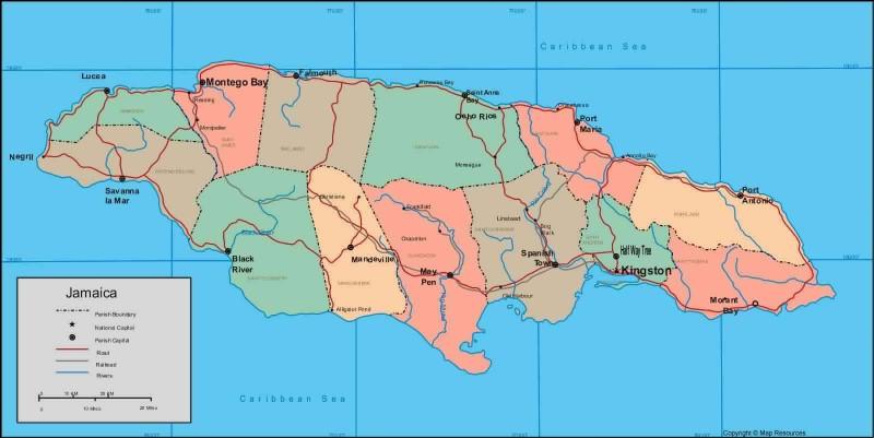Quelle est la langue de la Jamaïque ?