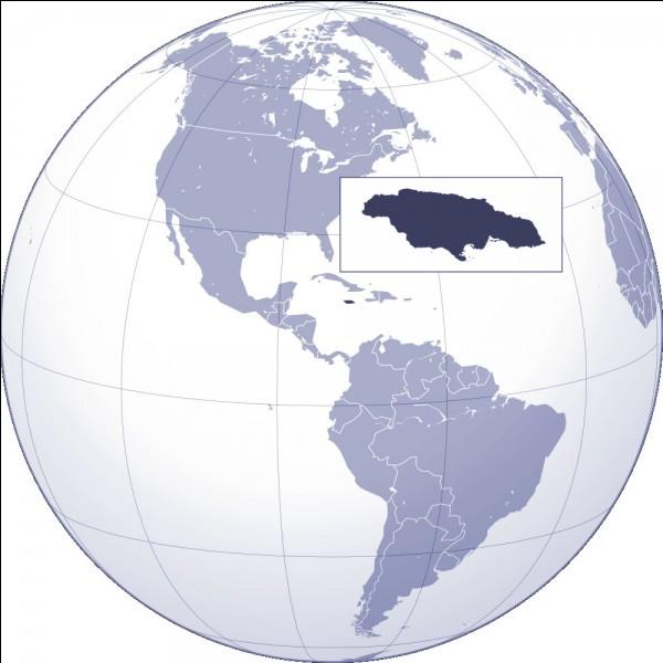 Quelle mer borde la Jamaïque ?