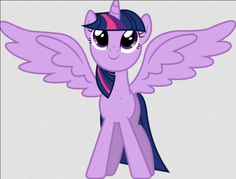 Dans quel épisode, et pourquoi, Twilight devient-elle une princesse ?