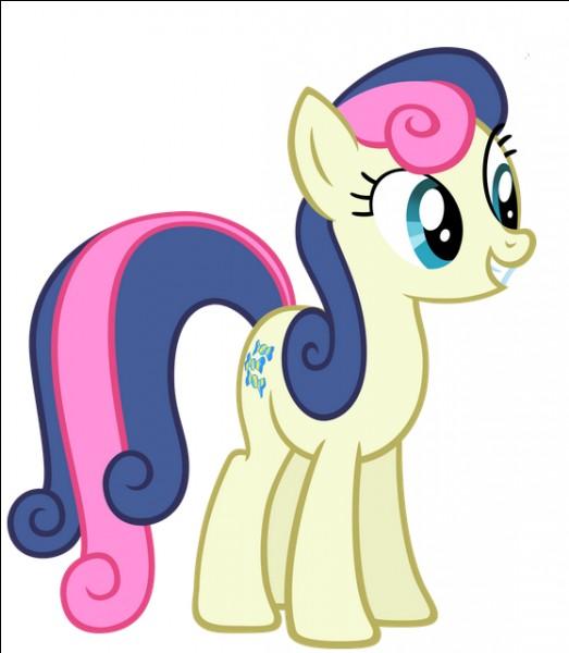 Qui est la meilleure amie de Sweetie Drops (Bonbon) ?